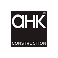 AHK CONSTRUCTION Logo